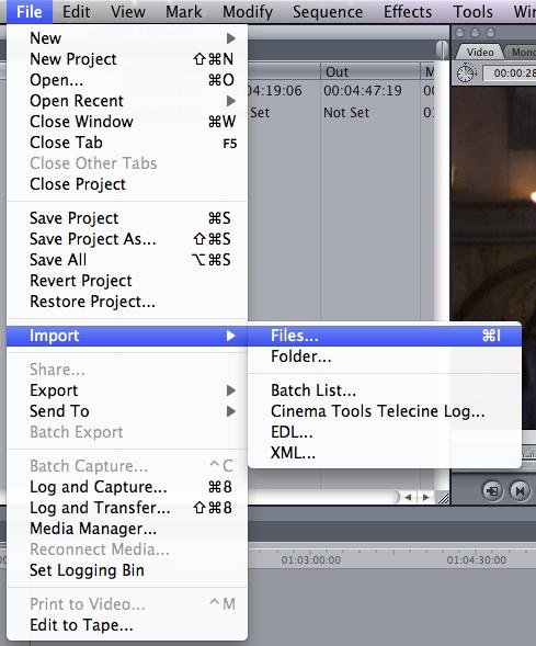 Adobe Premiere Project Manager Unknown Error 1671