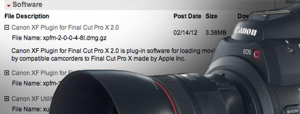 Canon_MXF_plugin_FCPX
