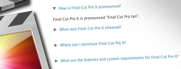 FCPX_FAQ