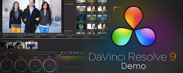 DaVinci resolve 9 demo