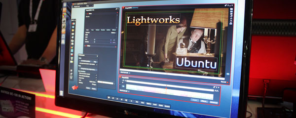 lightworks linux
