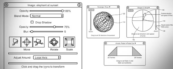 apple patent hud motion