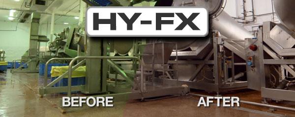 Hyfx colour FCPX