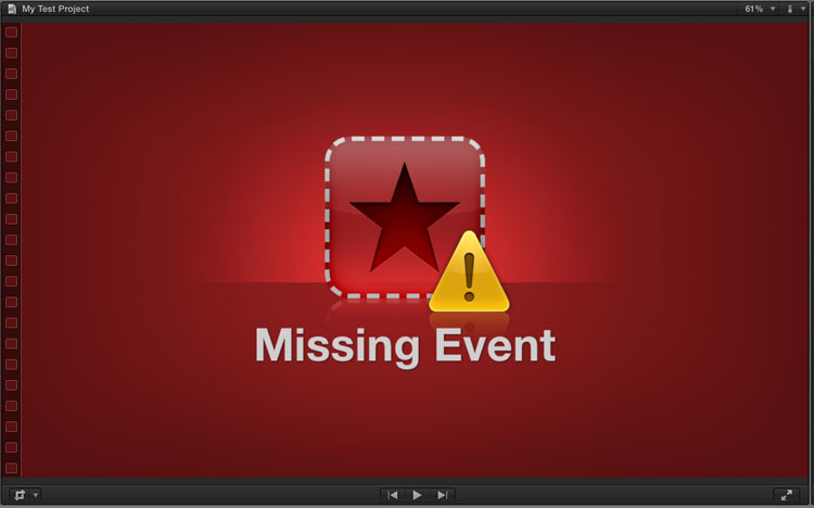 Missing-Event