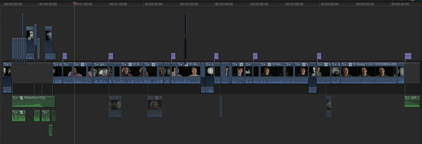 FCPX-Project