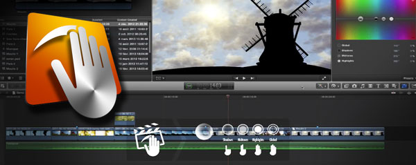 The touch fcpx released