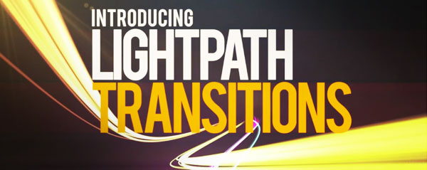 lightpath transitions fcpx