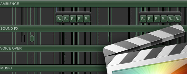 managing audio layers fcpx