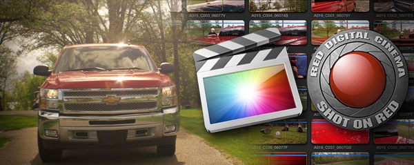 peragon RED FCPX