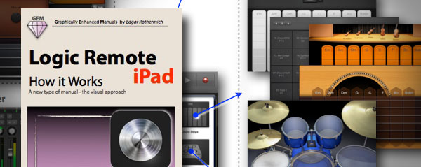 Tutorials for a short period of time edgar rothermich is offering a free download of his new logic remote how it works graphically enhanced manual in ebook format fandeluxe Gallery