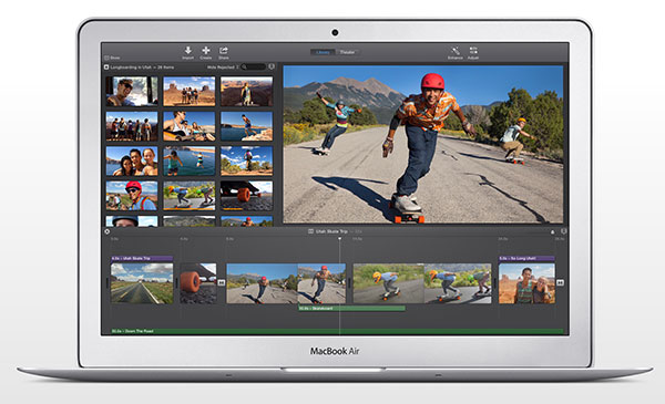new mavericks imovie