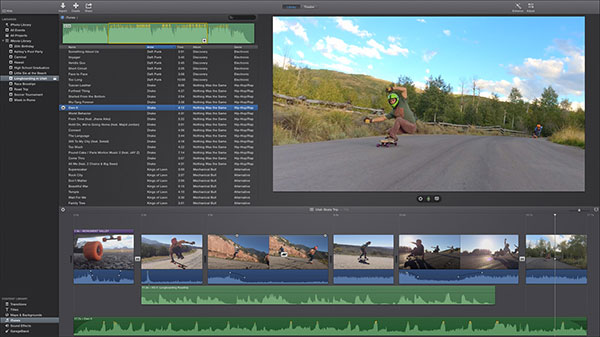 new mavericks imovie 2
