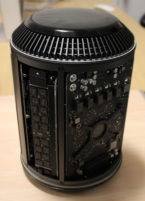 first 24 hours fcpx macpro 7