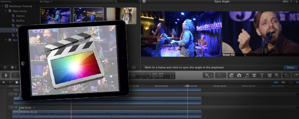 Ripple multicam FCPX training