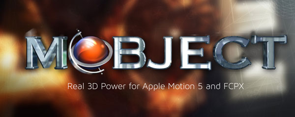 mobject fcpx motion