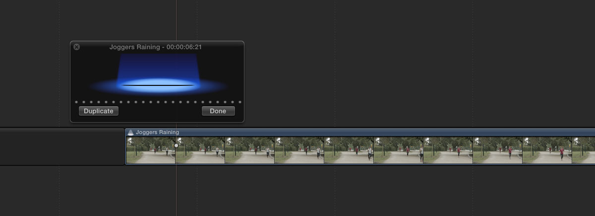 audition test fcpx