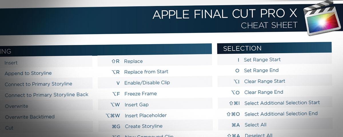 download final cut pro 10.3