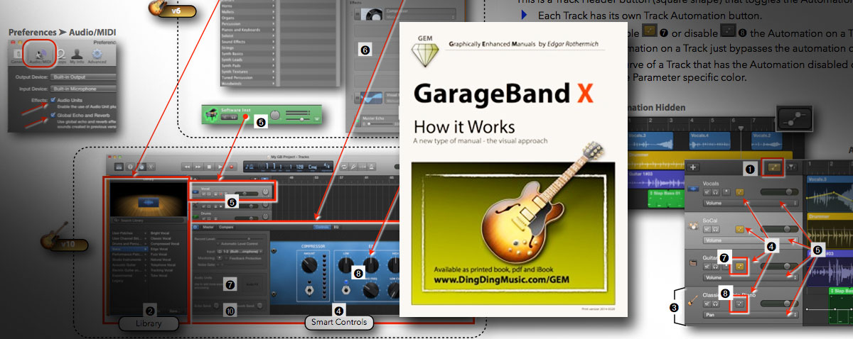 garageband x new gem manual