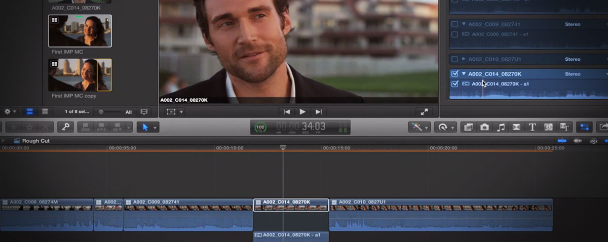 macbreak studio fcpx multicam audio