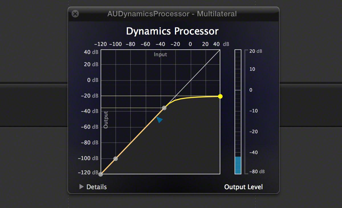 TdF FCPdotco FCPX 11 audynamic
