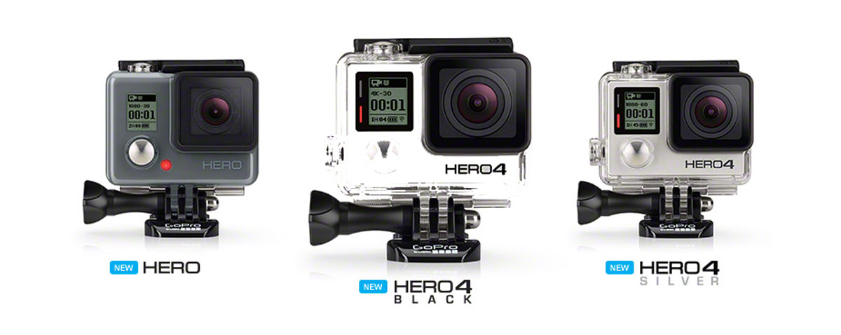 gopro new hero4