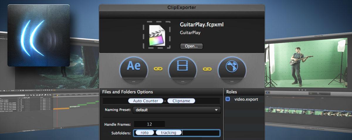 clip exporter 2 fcpx