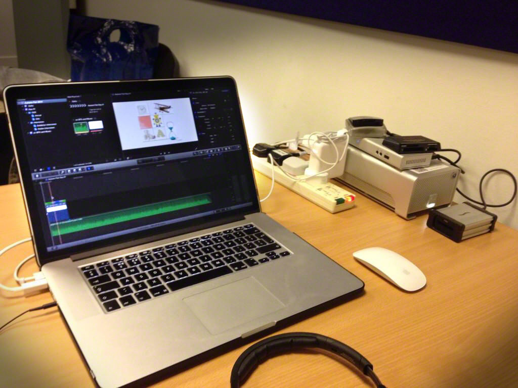 Duet display fcpx 3