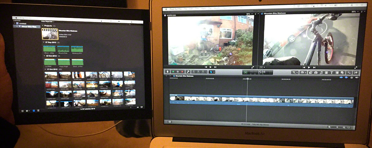 Duet display fcpx banner