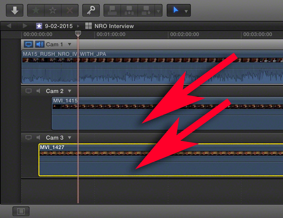 FCPX multicam 10 top tips 1