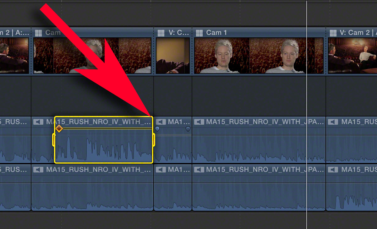 FCPX multicam 10 top tips 10
