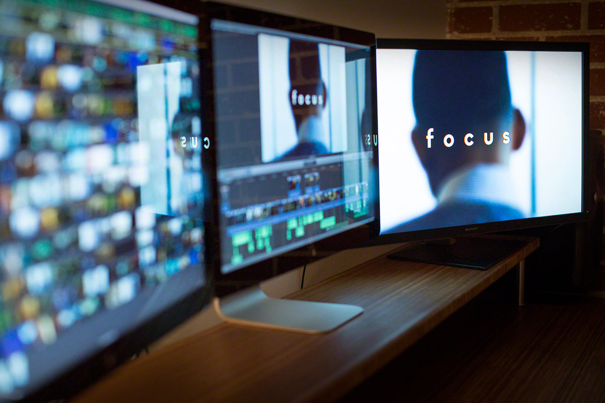 Drawing Lines In Final Cut Pro : How the hollywood feature film focus was edited on final cut pro x