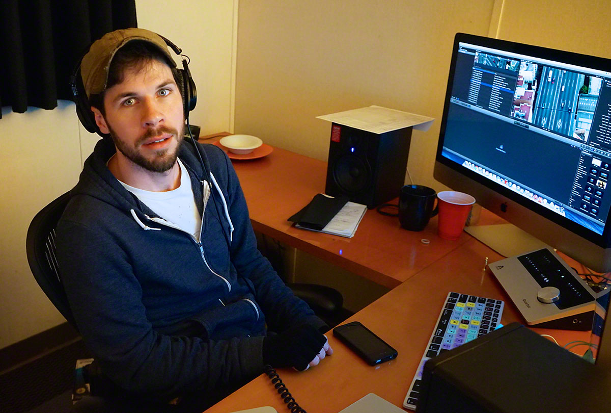 assistant editor focus fcpx