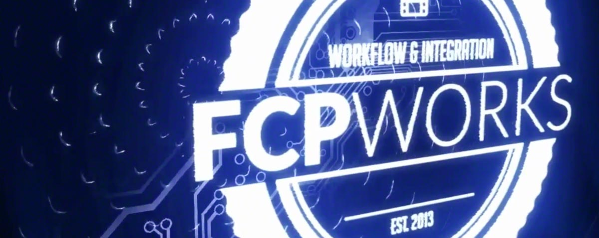FCPWORKS Presentation NAB 2015