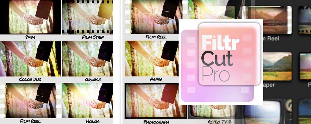 FiltrCutPro fcpx banner