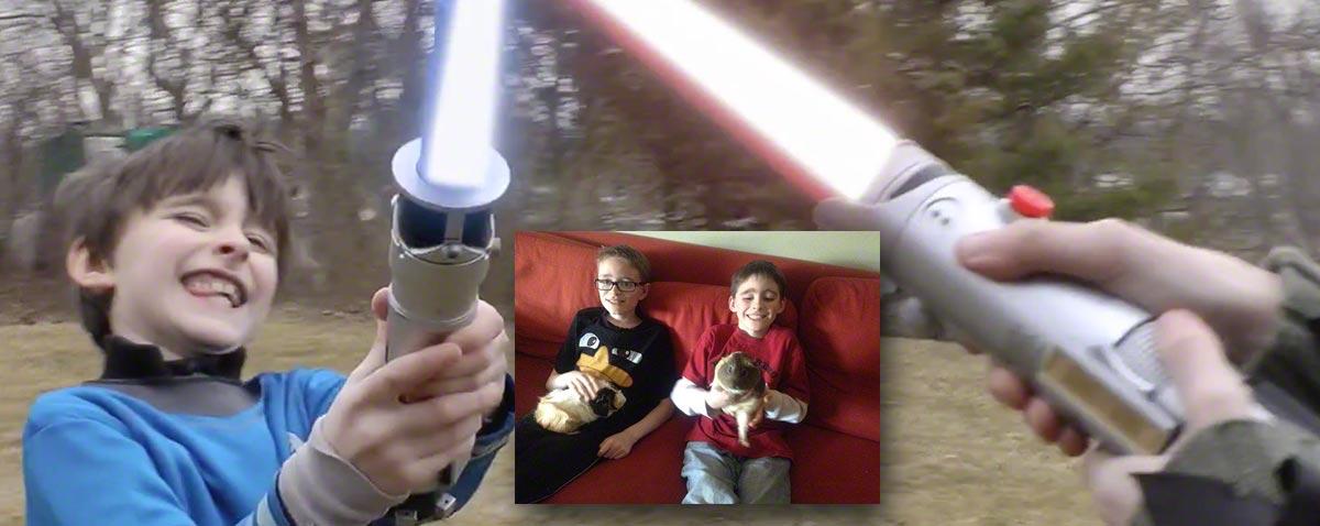 light sabres fcpx