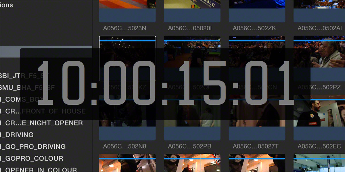 timecode fcpx fx factory 2
