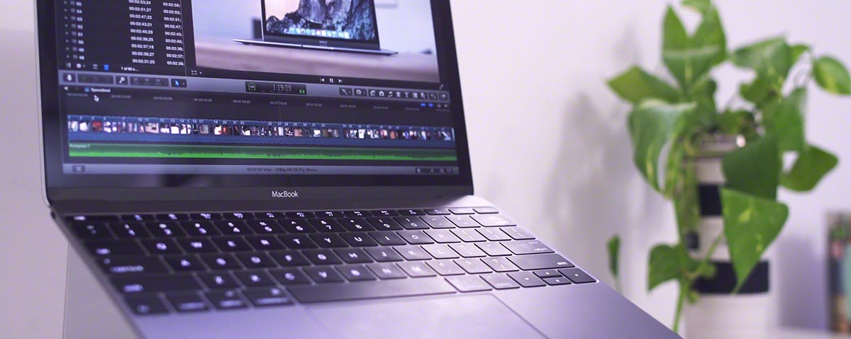 macbook retina FCPX