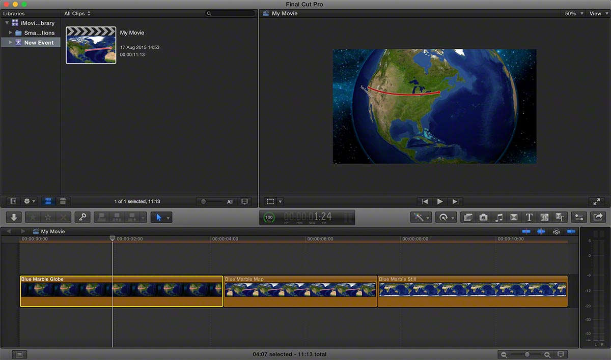 Getting imovie world travel maps into final cut pro x the easy way fcpx imovie maps 5 gumiabroncs Gallery