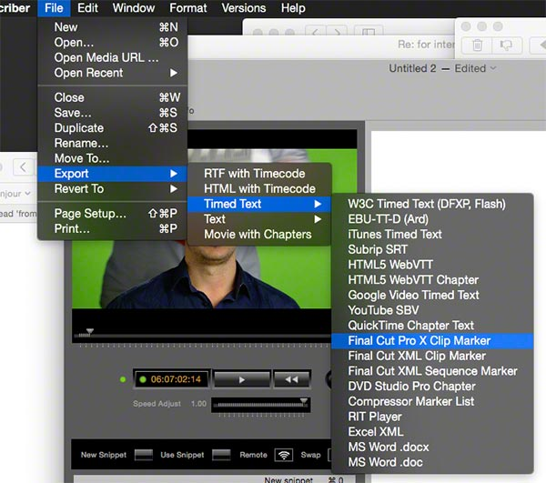 annotation transcriber fcpx 04