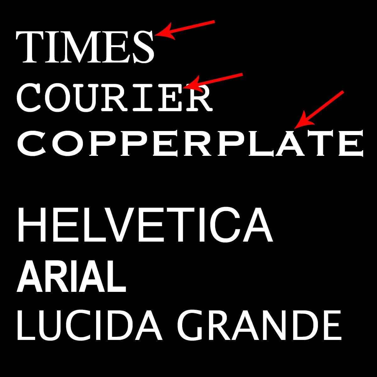 The top ten tips for good looking typography in Final Cut Pro X