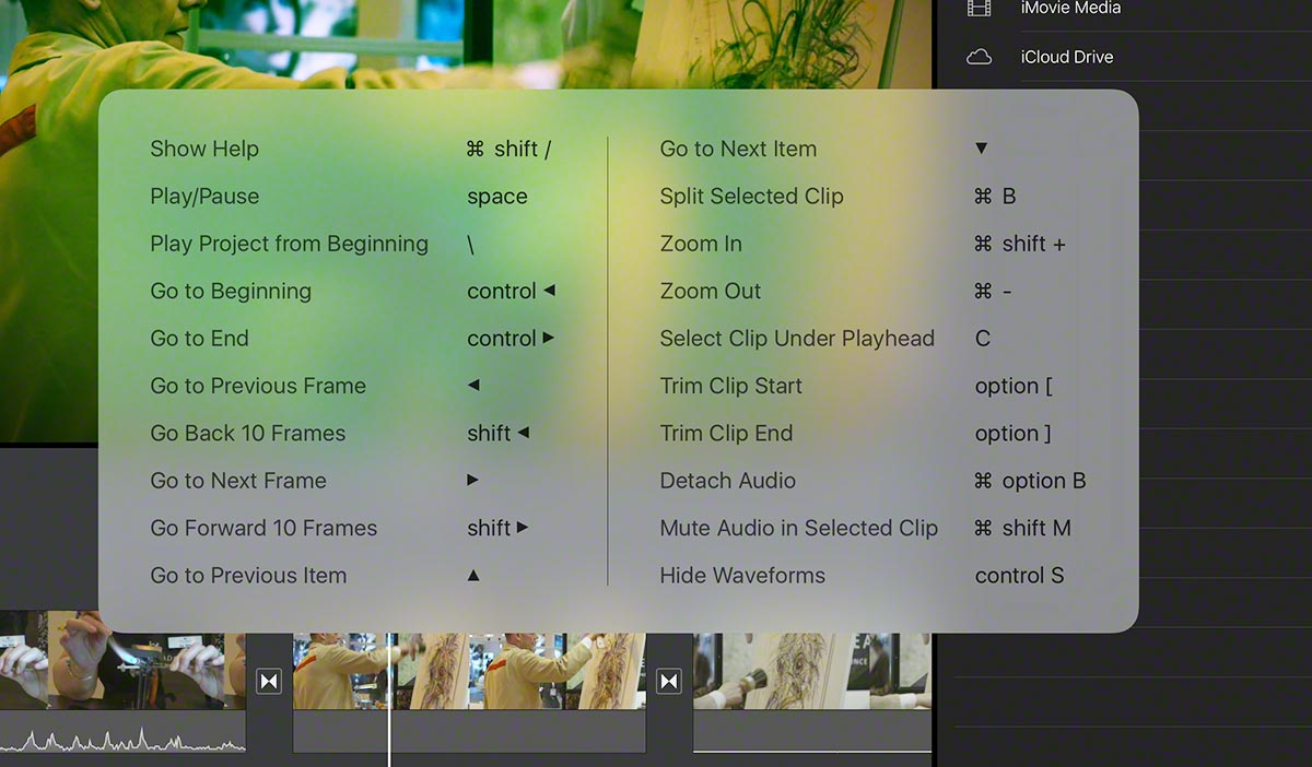 Astropad, Duet and Final Cut Pro X with Apple's iPad Pro and