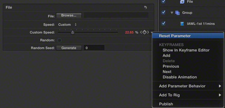 How to generate subtitles in Final Cut Pro X by using Motion