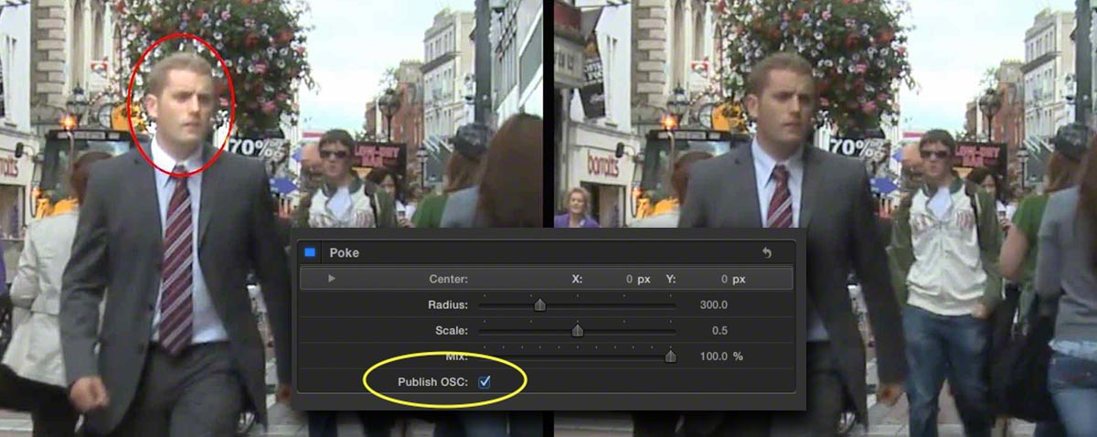 The mysteries of OSC in Final Cut Pro X revealed, Part 1