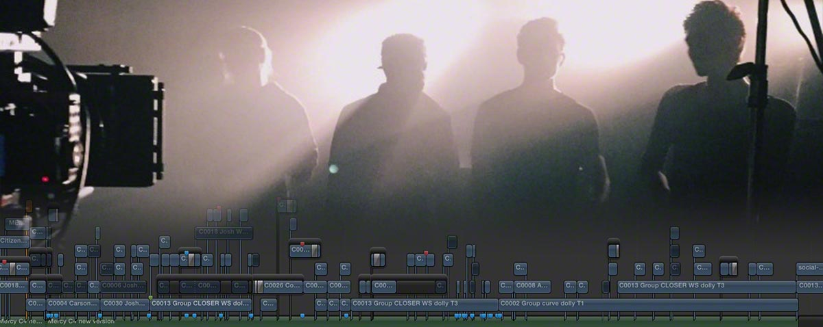 fcpx music video edit banner