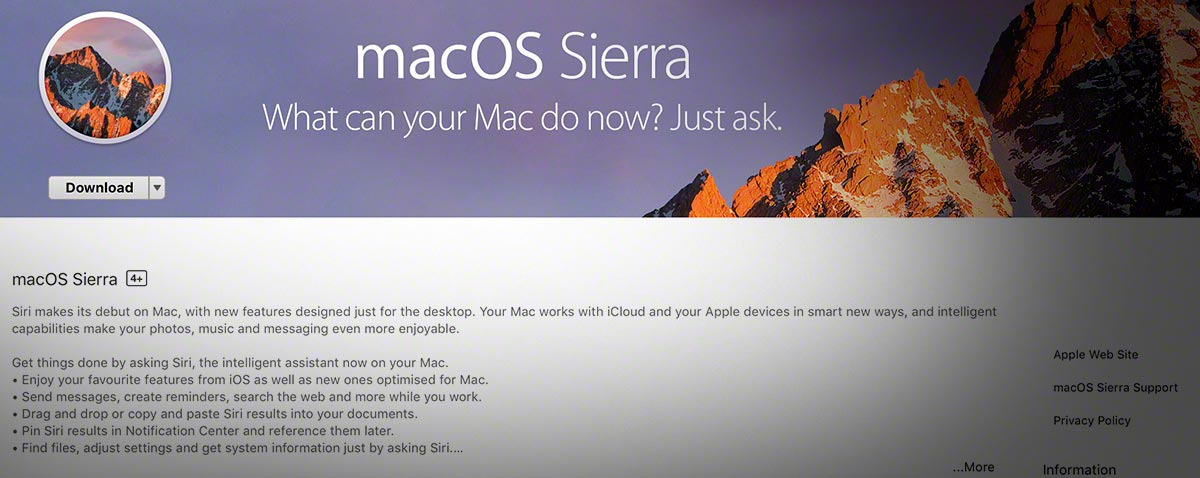 macOS Sierra is Here - Do You Upgrade Now?