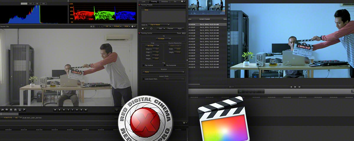 Final Cut Pro X Fincher Style Part One