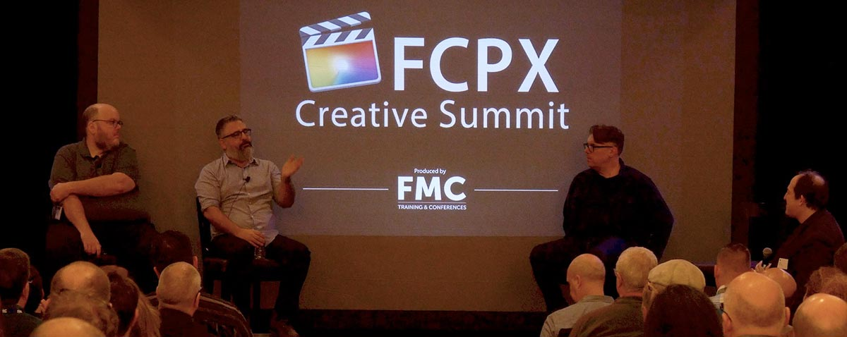 PS FCPX SUMMIT 2016 banner