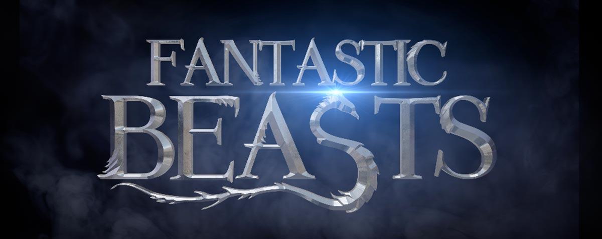 fantastic beasts banner