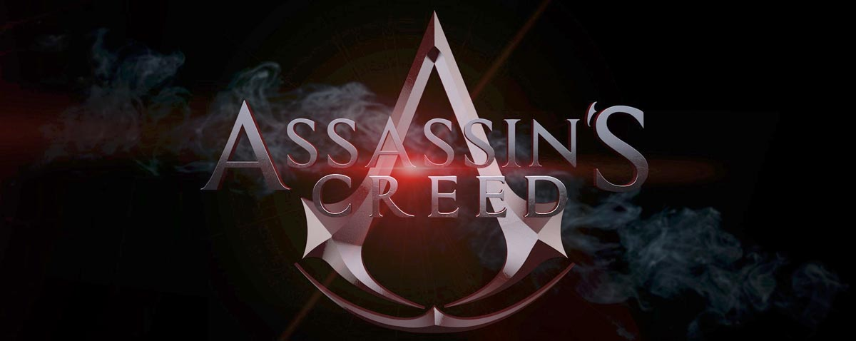 Recreating the Assassin's Creed Movie Title in Final Cut Pro X