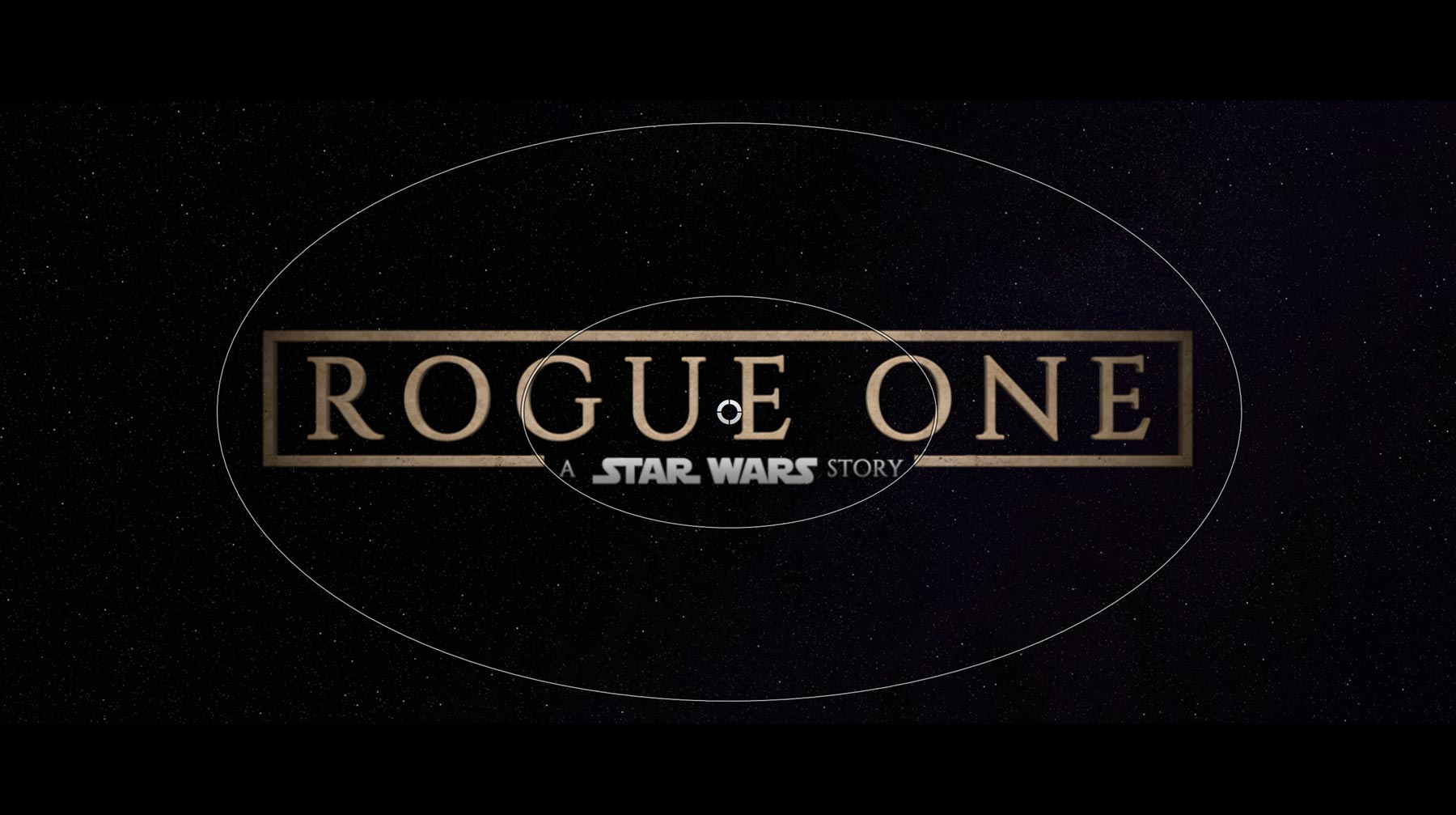 Recreating The Rogue One Movie Title In Final Cut Pro X